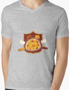 New Fluffytown | Community Mens V-Neck T-Shirt