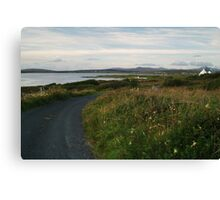 Trawenagh Bay Canvas Print