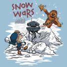 Snow Wars by DJKopet