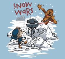 Snow Wars Kids Clothes
