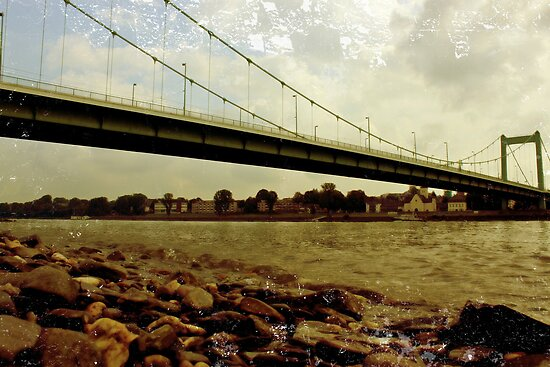 Mühleimer Brücke_2 by Helkramu