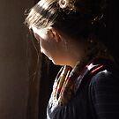 Farm Girl by Steven Squizzero