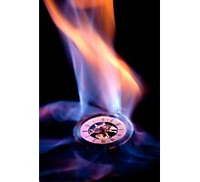 The Fires of Time Photographic Print