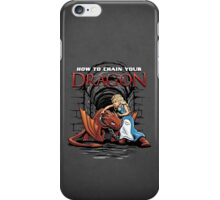 How to Chain Your Dragon iPhone Case/Skin