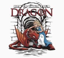 How to Chain Your Dragon Kids Clothes