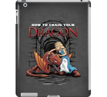 How to Chain Your Dragon iPad Case/Skin