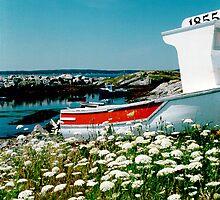 Nova Boat by jeswierz