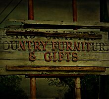 Hand Crafted Country Furniture and Gifts by Scott Mitchell
