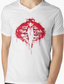 Cobra for Life Mens V-Neck T-Shirt