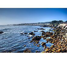 Ocean View Seascape Photographic Print