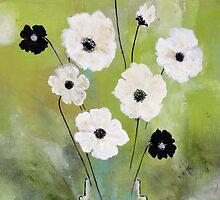 Flower vase by francelal