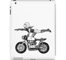 Women Who Ride - Superwoman iPad Case/Skin