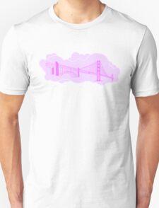 San Francisco Golden Gate Bridge  Unisex T-Shirt