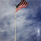 American Flag by Julie Van Tosh Photography