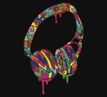 Headphones by Octavio Velazquez