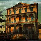 John Rutledge House by Kathy Baccari