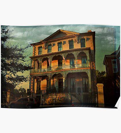John Rutledge House Poster