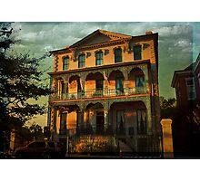 John Rutledge House Photographic Print