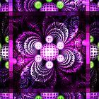 fractal magic 7 by LoreLeft27