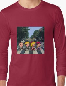 Ness' Road Long Sleeve T-Shirt