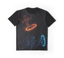 Turtle Portal Graphic T-Shirt