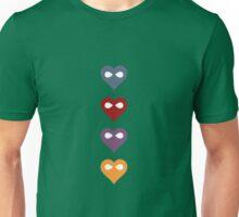 i heart turtles Unisex T-Shirt