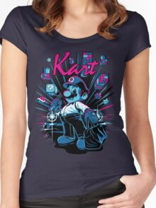 Kart Women's Fitted Scoop T-Shirt