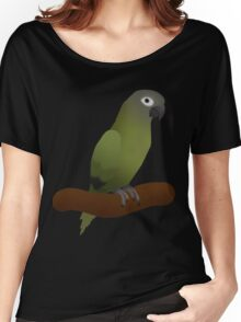 Dusty Conure Women's Relaxed Fit T-Shirt