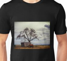 Tree In The Shed Unisex T-Shirt