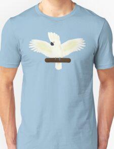 Umbrella Cockatoo Unisex T-Shirt
