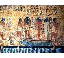 Tomb of Seti I, Egypt Photographic Print