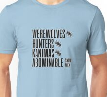 Every Full Moon Unisex T-Shirt