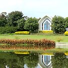 Church Reflections by Crin
