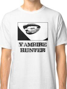 Vampire Hunter Classic T-Shirt