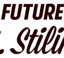 Future Mrs. Stilinski Sticker