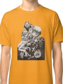 thugs on a bike Classic T-Shirt
