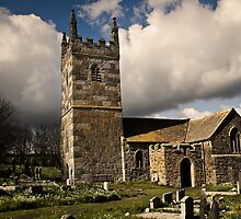 St. Wynwallow Church by Country  Pursuits
