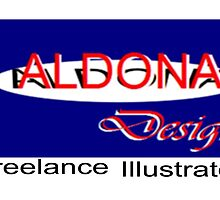 Aldona Designs:Logo by aldona
