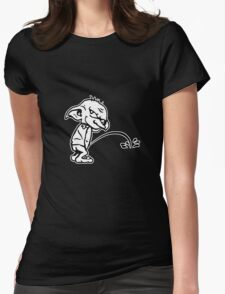 Bad Dobby- Harry Potter Shirt Womens Fitted T-Shirt
