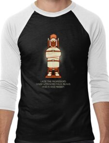 A Nice Meep Men's Baseball ¾ T-Shirt