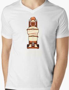 A Nice Meep Mens V-Neck T-Shirt