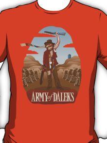 Army of Daleks T-Shirt