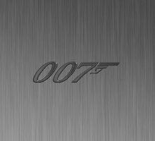 James Bond- 007 by ALIANATOR