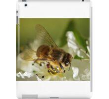 Too Bee  iPad Case/Skin