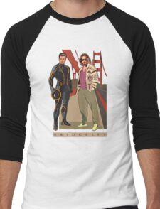Bridgeseses Men's Baseball ¾ T-Shirt
