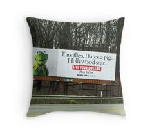 Live Your Dreams Throw Pillow