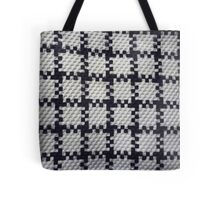 closeup pattern texture of general traditional textile style native from fabric  Tote Bag