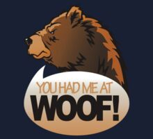 YOU HAD ME AT WOOF! 2 by peter chebatte