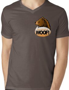 YOU HAD ME AT WOOF! 2 Mens V-Neck T-Shirt
