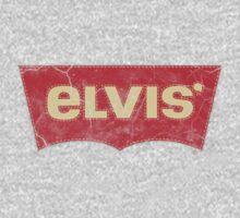 Elvis One Piece - Short Sleeve